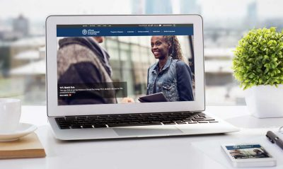 Website Design Company - Alliant University