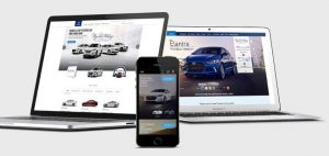 Website Design Company - Hyundai