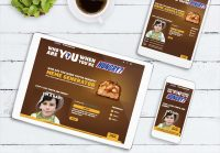 Website Design Company - Snickers