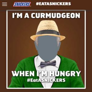 Website Design Company - Snickers Meme